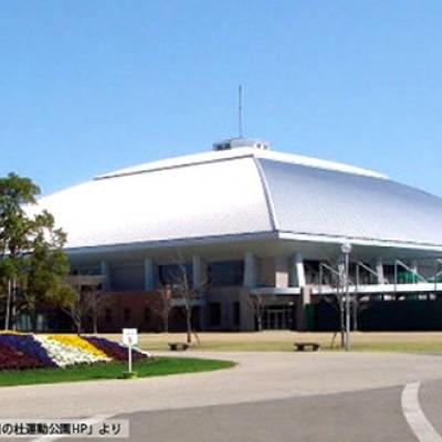 生目の杜(いきめのもり)運動公園ランニングコース(宮崎市)