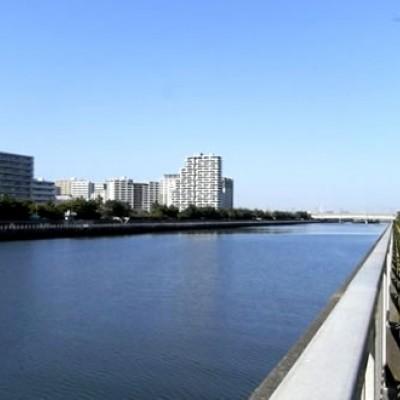 花見川サイクリングコース(千葉市)