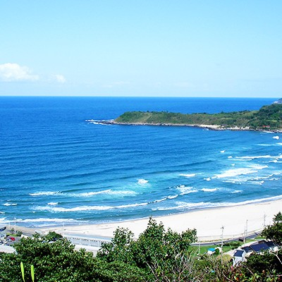 美しい砂浜と日本海の景色・海岸線の山陰道を走る(湯梨浜町)