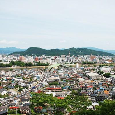 440段の階段!信夫(しのぶ)山周回コース(福島市)