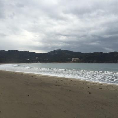 南伊豆・弓ヶ浜砂浜コース