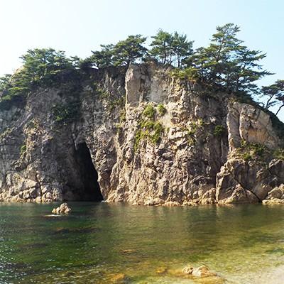 これぞ日本海の海岸線!「笹川流れ」コース(村上市)