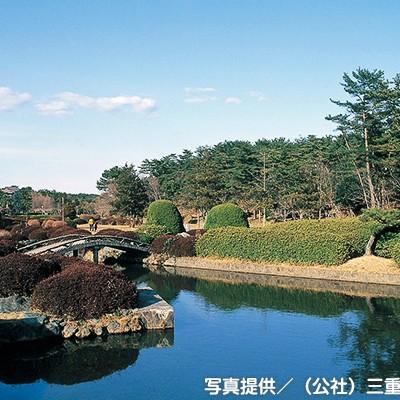 鈴鹿青少年の森公園トリムコース(鈴鹿市)