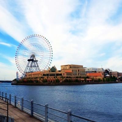 横浜みなとみらい観光ランコース(横浜市)