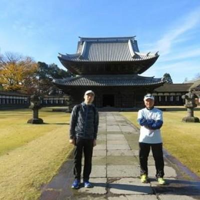 [JoyRun☆946th]ランで旅する<高岡 漫画家・藤子F不二雄の世界と国宝瑞龍寺>