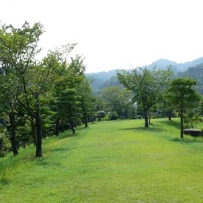 山口県セミナーパークのクロカン周回コース(山口市)