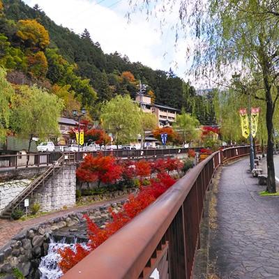 日本三名泉のひとつ!下呂温泉コース(下呂市)