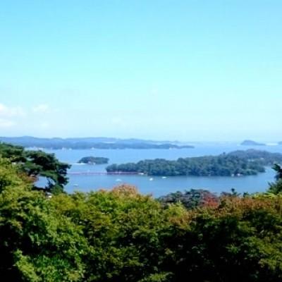松島絶景パノラマラインコース(松島町)