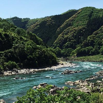 奥四万十トレイルレースin松葉川コース(四万十町)