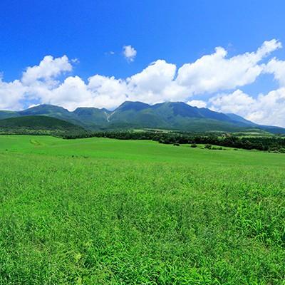 強豪チームの練習場、久住高原クロスカントリーコース(竹田市)