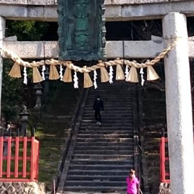 ラン後は寿司を!塩竈(しおがま)神社コース(塩竈市)