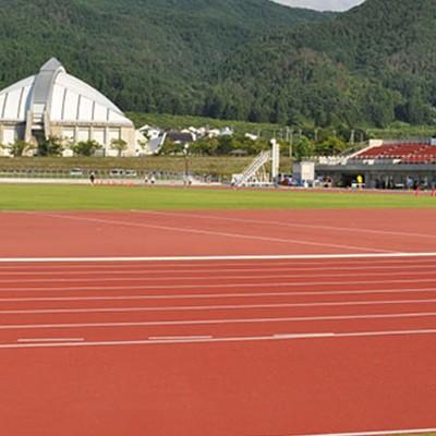 レース前の練習に!会津総合運動公園コース(会津若松市)