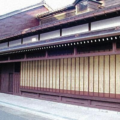 加賀藩の宿場町風情とほたるいかに癒されるコース(滑川市)
