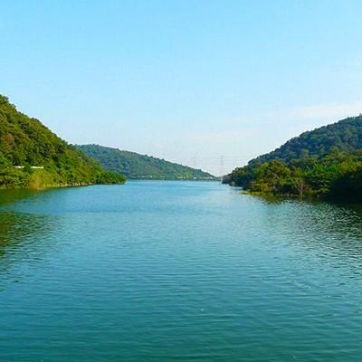 加古川沿いの自転車道をいく権現湖周回コース(加古川市)