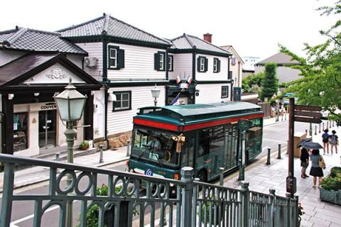 異人館や元町、メリケンパーク…神戸観光コース(神戸市)