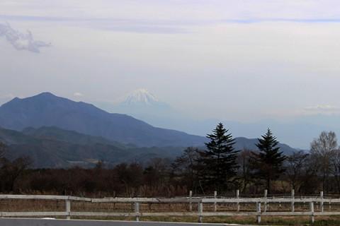 1300mの高地でプチ高地トレーニングコース(北杜市)