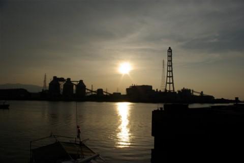 瀬戸内の工業都市「西条・新居浜」コース(西条市)