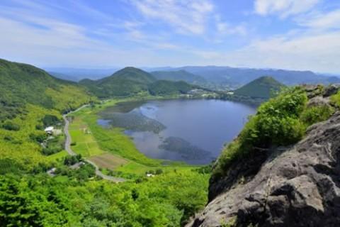 手つかずの自然!藺牟田(いむた)池周遊コース(薩摩川内市)