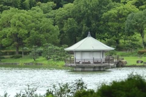 ランニング推奨の公園で走ろう!山田池公園コース(枚方市)
