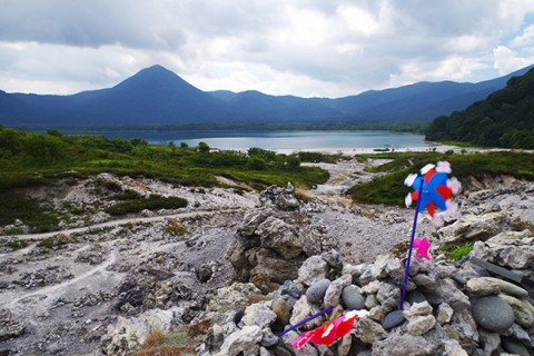 日本屈指の霊場・恐山コース(むつ市)