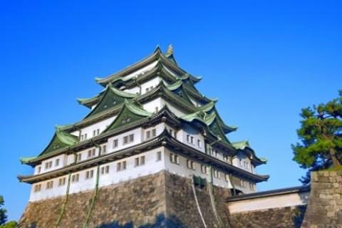 名古屋城と名城公園外周コース(名古屋市)