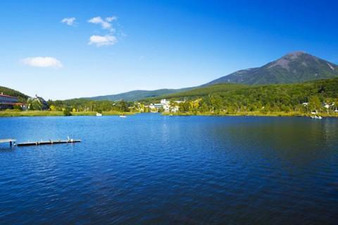 準高地トレーニングができる、白樺湖一周コース(立科町)