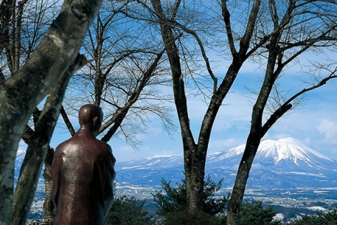 石川啄木が景色を見下ろす!岩山公園コース(盛岡市)