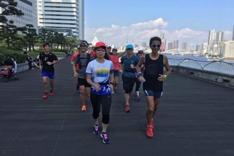 ランステ公認練習会:すぎちゃんの「フルマラソン完走プロジェクト」12-2月 単発(5)