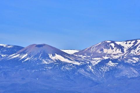 福島の名峰を遥かに眺める阿武隈川沿いコース(福島市)