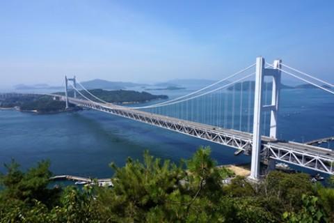 海と巨大橋を眺める!瀬戸大橋記念公園コース(坂出市)