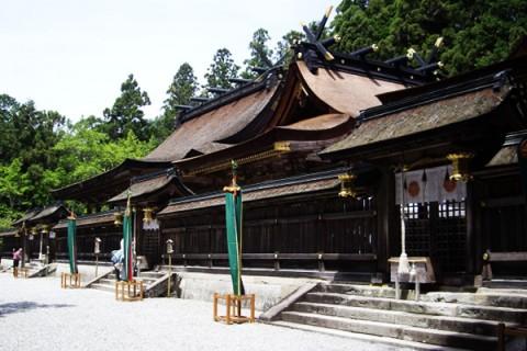 熊野本宮参拝と熊野街道アップダウンコース(田辺市)