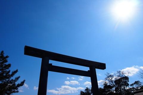 全日本大学駅伝のコースを堪能できる伊勢神宮コース(伊勢市)