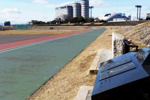 Qちゃんの練習コースを走ろう。高橋尚子ロードコース(岐阜市)