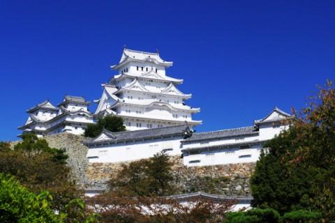 世界遺産・姫路城を走る観光ランコース(姫路市)