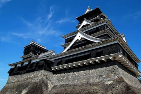熊本城、二の丸広場周回コース(熊本市)