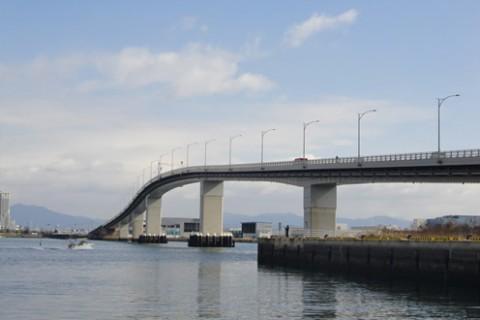 絶景の急勾配に挑戦。はつかいち大橋コース(広島市)