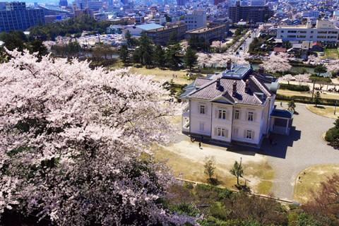 鳥取市街地観光コース(鳥取市)