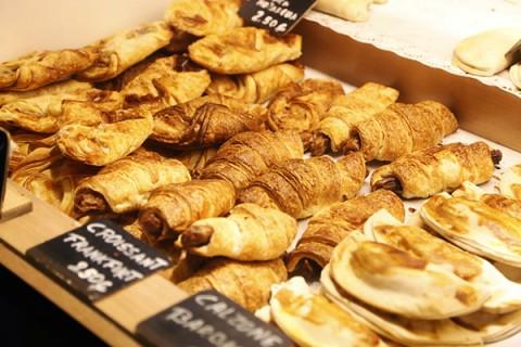 パン消費量日本一。美味しいパン屋さんめぐりコース(京都市)