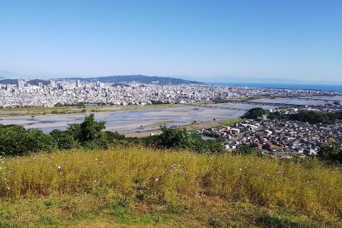 静岡『俺の坂』徳願寺山、円山花木園3.1kmコース