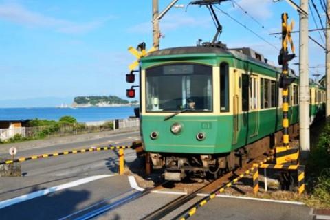 人気のロケ地も走る、鎌倉の海岸沿いコース(鎌倉市)