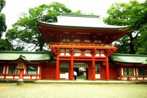 武蔵一宮 氷川神社・大宮公園めぐりコース(さいたま市)