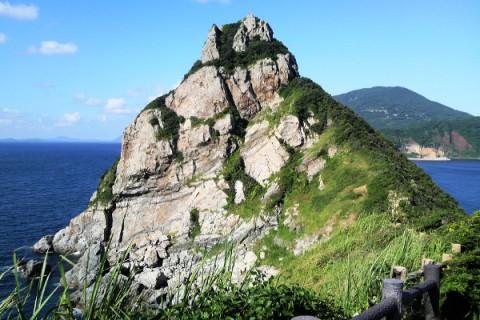 五島の景勝地・有川港から矢堅目公園コース(新上五島町)