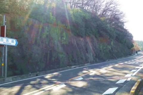 900mの激坂練習コース「百舌坂」(高松市)