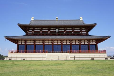 悠久の歴史を感じて!平城宮跡周回コース(奈良市)
