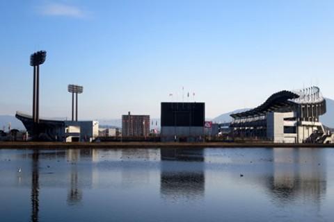 Pikaraスタジアム・平池周回コース(丸亀市)