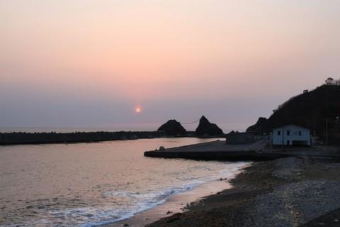 海岸段丘と奇岩!小袖海岸あまちゃんコース(久慈市)