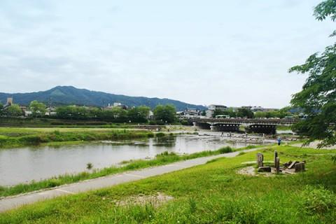 2つの峠を越える!鴨川上流山道コース(京都市)