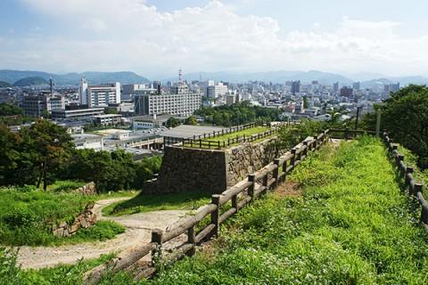 鳥取城攻め・秀吉本陣をめぐる史跡散策トレイルコース(鳥取市)