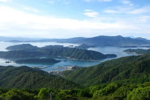 不知海に浮かぶ島、御所浦島&牧島めぐりコース(天草市)