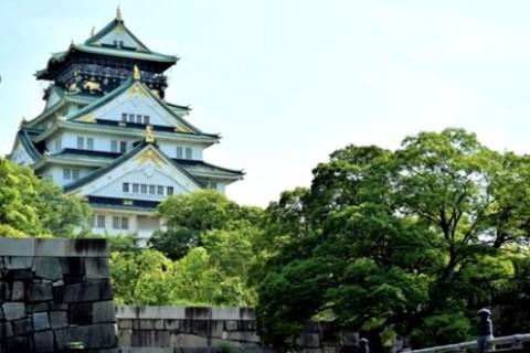 大阪のランニングのメッカ!大阪城コース(大阪市)